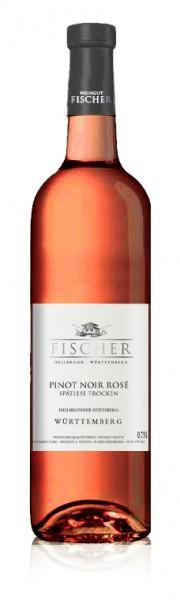 2018 Heilbronner Stiftsberg Pinot noir Rosé Spätlese trocken